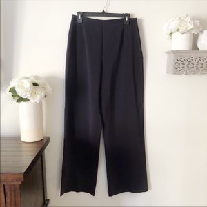 Giorgio Armani wide leg dress pants blue size 46